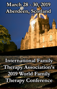 2019 World Family Therapy Congress